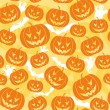 Halloween seamless background — Stok Vektör