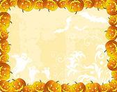 万圣节背景 — 图库矢量图片