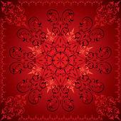 Abstract floral achtergrond, elementen voor design, vector — Vector de stock