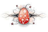Pasqua astratta — Vettoriale Stock