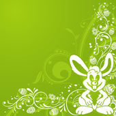 Easter background — Vector de stock