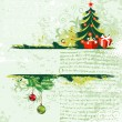 Christmas background — Stock Vector #7088752