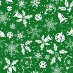 Christmas seamless background — Stock Vector #7088881
