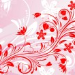 Royalty-Free Stock Vectorielle: Valentines Day background