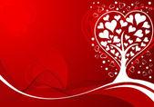Valentines Day background — Stockvektor