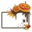 Royalty-Free Stock Vector Image: Halloween frame