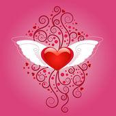 Conception de la saint-valentin — Vecteur