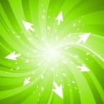 Lighting background — Stock Vector #7219115