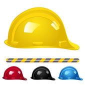 Helmet vector — Stock Vector