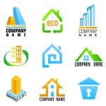 Company symbols — Stock Vector #7322811