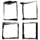 Grunge frame — Stock Vector