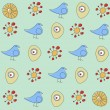 Decorative pattern — Stockvektor #7406528