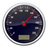 Speedometer design — Stock Vector