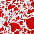 Heart background — Vettoriali Stock