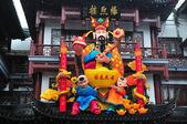 Chinese decoration — Stock Photo