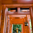 Royalty-Free Stock Photo: Fushimi Inari-taisha Shrine