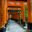 Fushimi Inari-taisha Shrine — Stock Photo