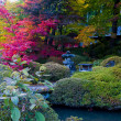 Japanese Autumn — Stock Photo #7663817