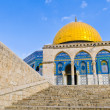 Dome of the rock — Stock Photo #7664900