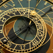 Astronomical Clock- Prague — Stock Photo