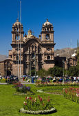 Cusco , Peru — Stock Photo
