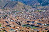 クスコ都市景観 — ストック写真