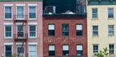 Edifício em nova york — Foto Stock