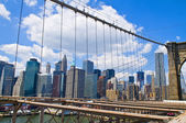 Brooklyn bridge — Stock fotografie