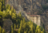 Sumela Monastery — Stock Photo
