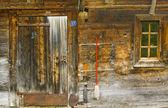 Wooden Shack — Stock Photo
