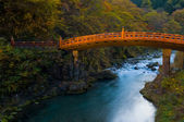Nikko bridge — Stockfoto