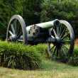 Cannon of the Civil War — Stock Photo