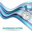 WEB SITE BACKGROUND PATTERN — Stock Vector #7471137