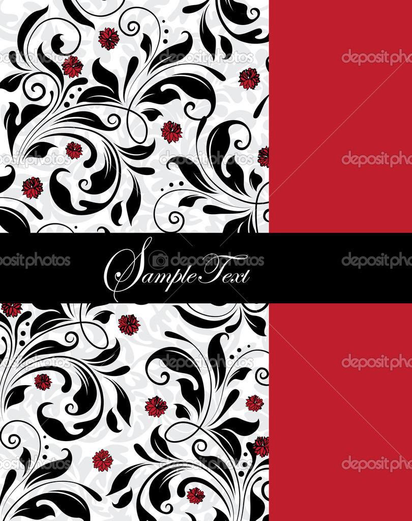 Floral background — Stock Vector #7145916