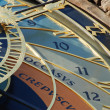Astronomical clock — Stock Photo #6807058