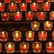 Royalty-Free Stock Photo: Candles in the church