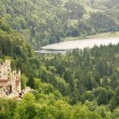 Stock Photo: Hohenschwangau
