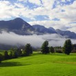 Morning in the Alps — Stock Photo #6808961