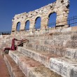 Arena in Verona - Stock Photo