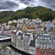 Royalty-Free Stock Photo: Karlovy Vary