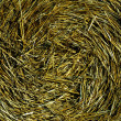 Straw roll — Stockfoto