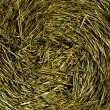 Straw roll — Foto Stock