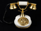 Ancient telephone 2 — Stock Photo