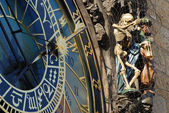 Astronomical clock — Photo