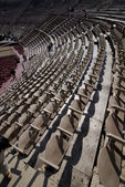 Verona amphitheatre — Stock Photo