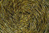 Straw roll — Stock Photo