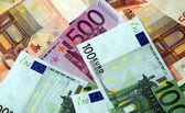 Euro bank notes — Stock Photo