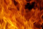 Dangerous flame — Stock Photo