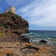 Sardinian lighthouse — Stock Photo