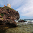 Sardinian lighthouse — Stock Photo #6810142